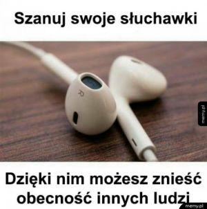 Szanuj swoje słuchawki