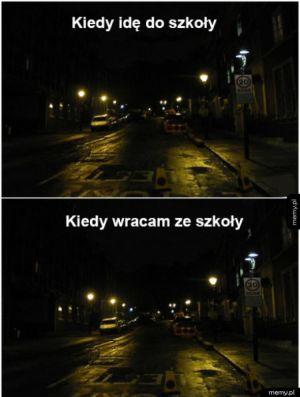 Tyle nocy w całym mieście