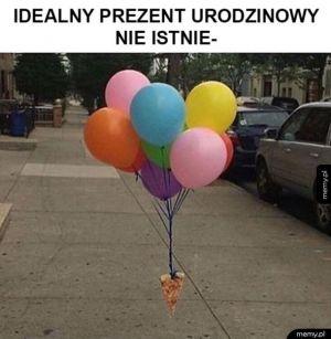 Idealny prezent urodzinowy