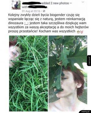 Biogender