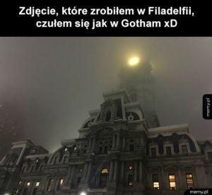 Gotham w prawdziwym życiu