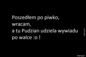 Pudzian vs Popek