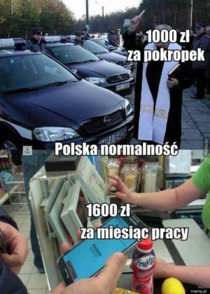 Polska normalność