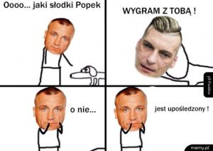 Popek vs Pudzian