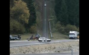 Crash test przy 200 km/h