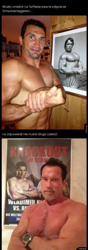 Dobry ziomek Arnie