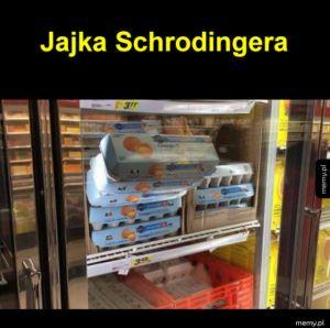 Jajka Schrodingera