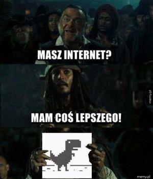 Masz internet?
