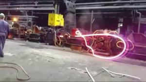 Awaria w fabryce mieczy świetlnych