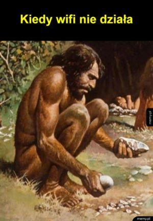 Kiedy wifi nie działa