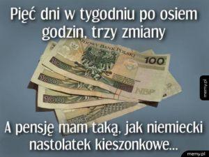 Wypłata w Polsce…