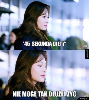 Kiedy idę na dietę