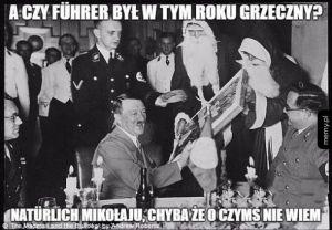Mikołaj u Hitlera