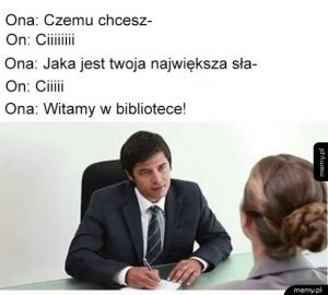 Jak zdobyć pracę w bibliotece