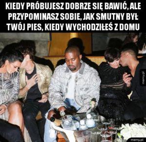 Smutny Kanye
