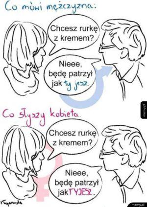 Jak nie rozmawiać z kobietą
