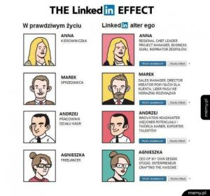 Efekt linkedin