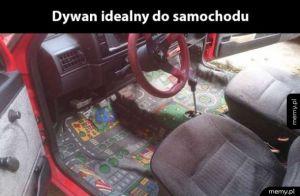 Idealny dywan