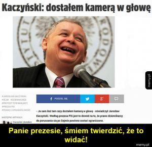 Kaczyński mistrzem samozaorania