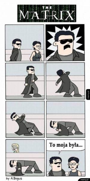 Matrix - usunięta scena
