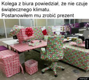 Ho, ho, ho, wesołych świąt
