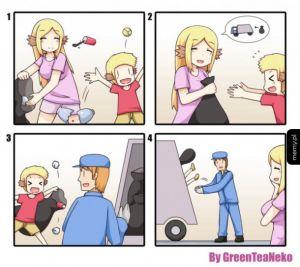 Jak postępować z niegrzecznym dzieckiem