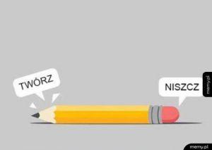 Jak działa ołówek