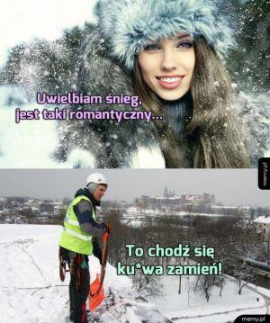 Lubisz śnieg