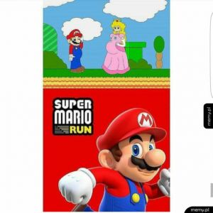 Jak powstała gra Mario Run