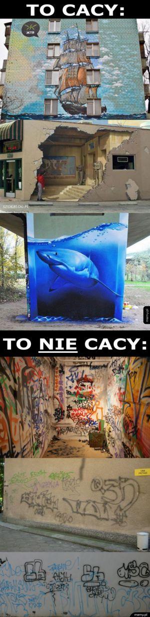 Uwaga frajerzy, ważny komunikat: nie umiesz, nie maluj!