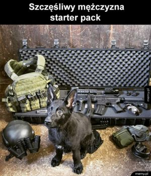 Najlepszy starter pack