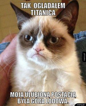 Tak, oglądałem Titanica