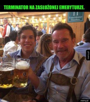 Szacunek dla Arnolda