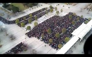 Kontrola tłumu w Japonii