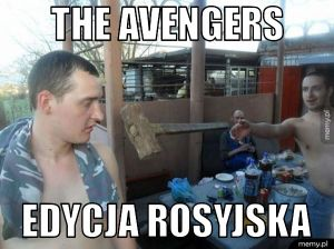 Rosjanie...