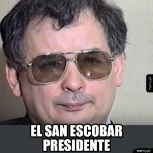 Prezydent republiki San Escobar