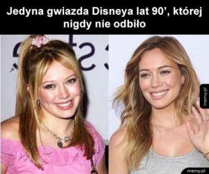 Dziękuję Hilary Duff