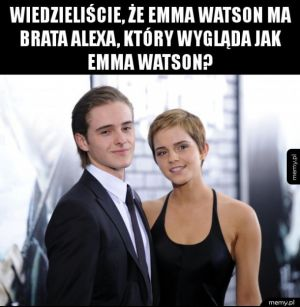 Brat Emmy Watson