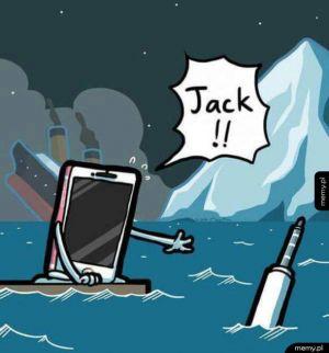 Jack jest już przeszłością