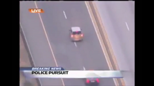 Benny Hill ucieka przed policją