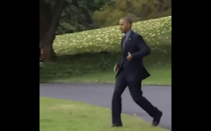 Kiedy zapomnisz wyczyścić historii przeglądania na kompie w Białym Domu