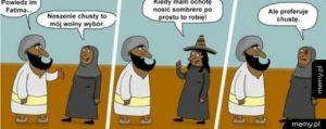 Prawa kobiet w państwie islamskim