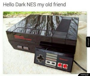 Hello dark NES