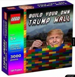 Zbuduj własny mur