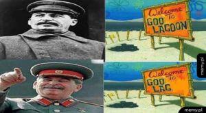 Stalin jest zadowolony