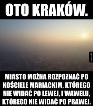 Piękny Kraków