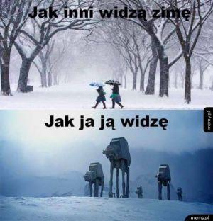Jak widzę zimę