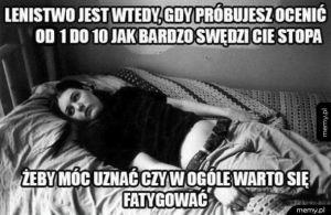 Lenistwo lvl hard