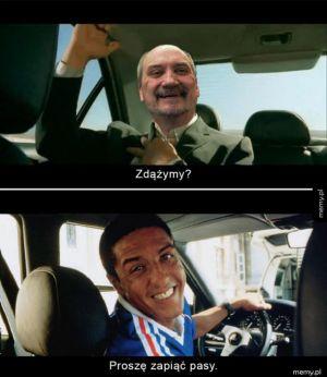 Taxi Macierewicz