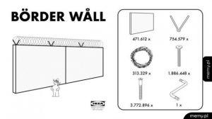 Mur na granicy USA z Meksykiem - Zrób to sam